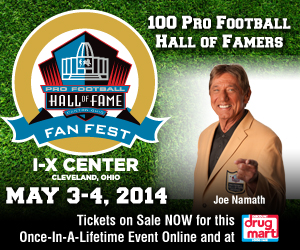 Pro Football Hall of Fame Fan Fest